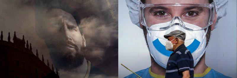 Messi Mask