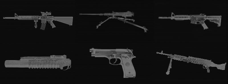Weapons combo
